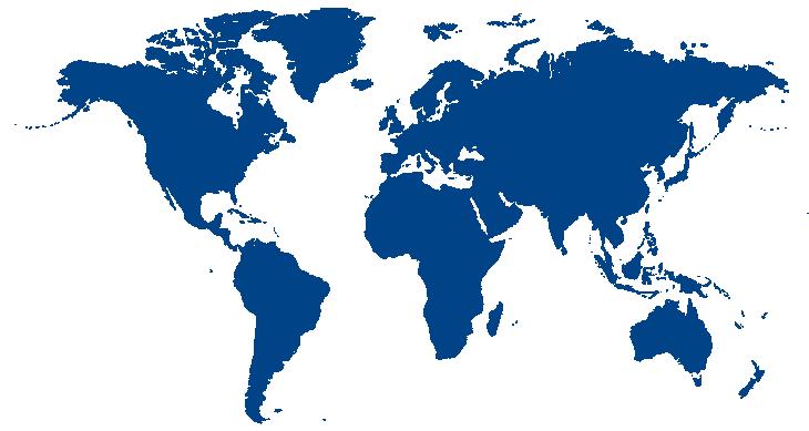 Worldwide sales - find your nearest agent