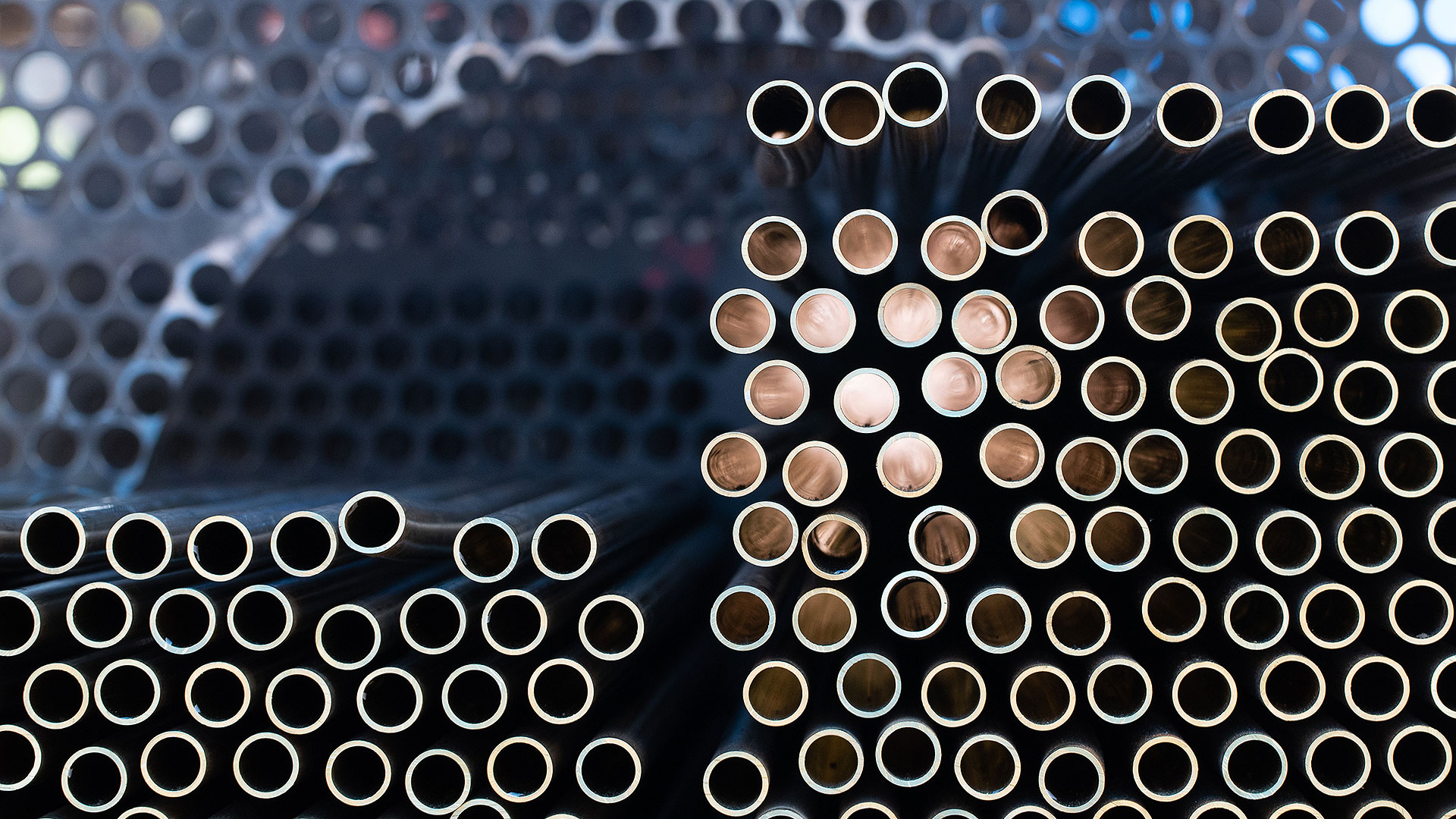 Industrial Heat Exchanger Tubes