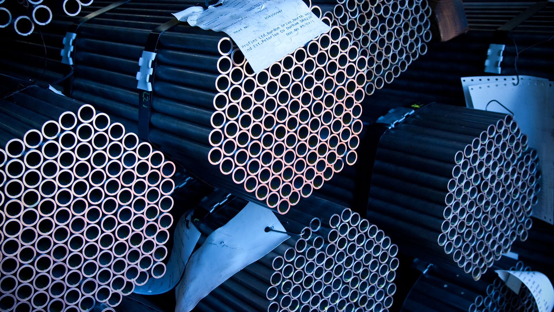 Plain Heat Exchanger Tubes