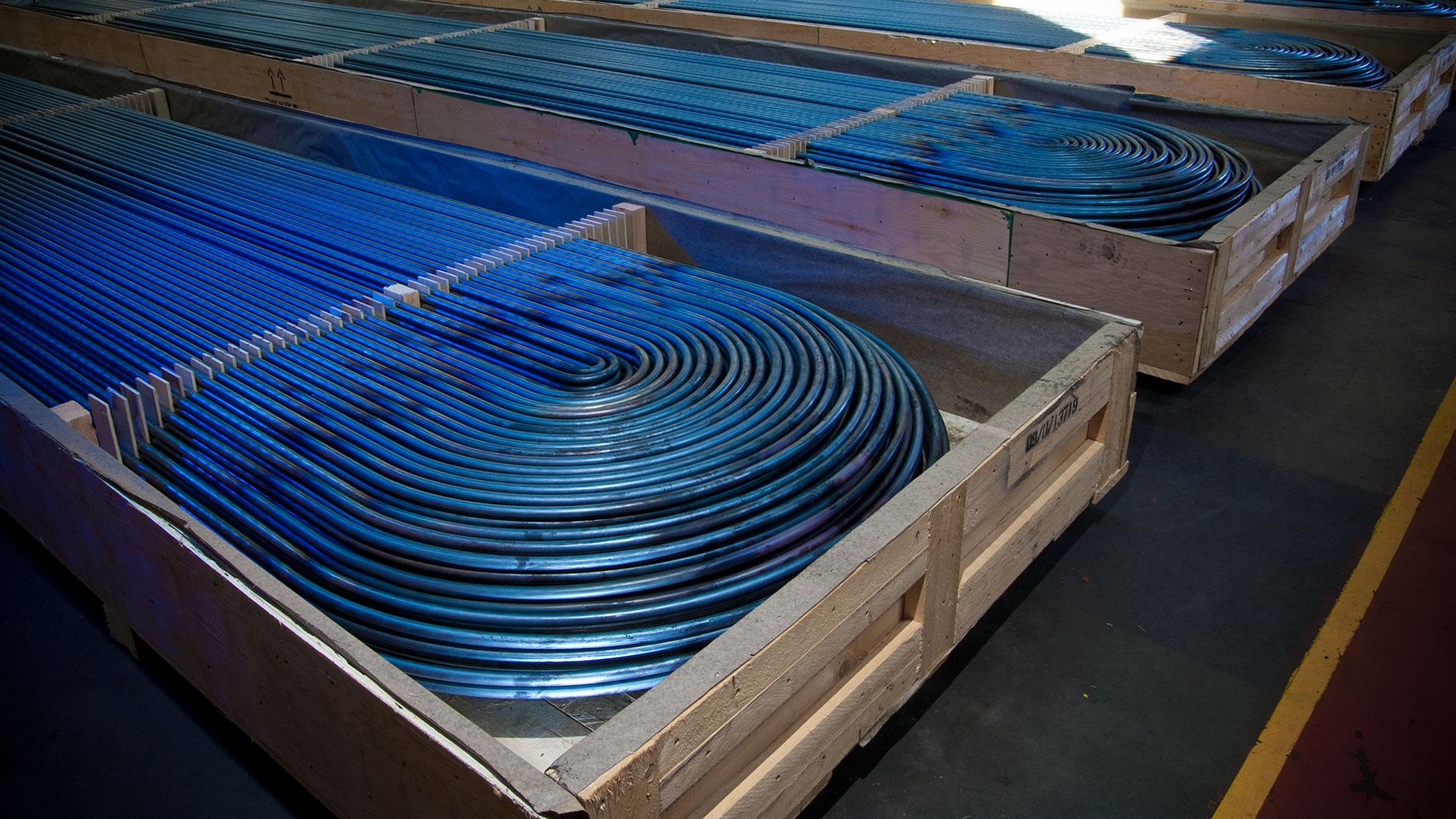 U Tubes: U-Bent Heat Exchanger Tubes